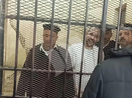 إعدام مصري قتل 7 اشخاص من اسرة واحدة