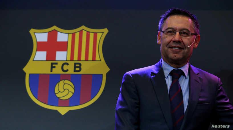 إفراج مشروط عن رئيس نادي برشلونة السابق ومساعده