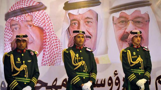 تهم فساد ورشوة تلاحق ضباطا في الحرس الملكي السعودي