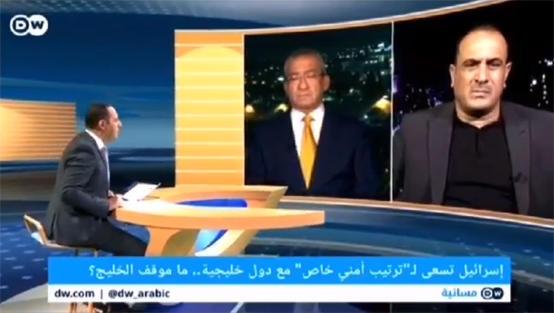 نائب أردني ينسحب من برنامج بسبب ضيف إسرائيلي - فيديو