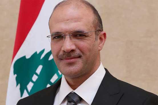 تشابه أسماء يحول اردني لوزير لبناني