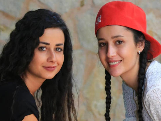 روعة السعدي تودع العزوبية.. وشقيقتها روعة تعلق -صور