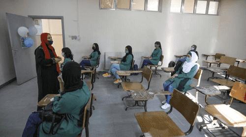 هل تعود المدارس للتعليم عن بعد؟