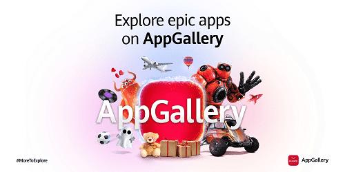 متجر تطبيقات HUAWEI AppGallery يقترب من مضاعفة تطبيقاته خلال 12 شهراً