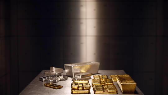 الذهب يرتفع عن أدنى مستوى في 9 أشهر