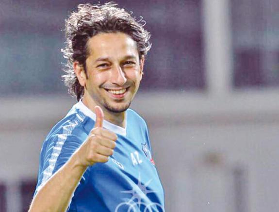 أبو زمع أفضل مدرب وطني في الموسم 2020