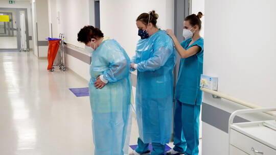 التشيك تطلب المساعدة بعلاج مرضى كورونا