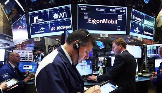 البورصة الأميركية ترتفع بشكل ملحوظ
