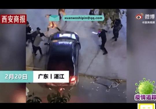 الأمن يحذر من تداول فيديوهات لمشاجرات خارج الأردن