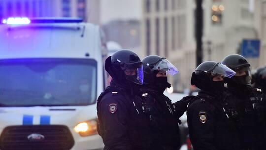 سرقة 157 مليون روبل من بنك وسط موسكو