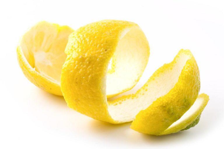 10 استخدامات غير معروفة لقشر الليمون