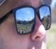 نظارة تتيح رؤية ما خلفك دون التفات