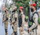 القوات المسلحة تنتشر على مداخل ومخارج المحافظات