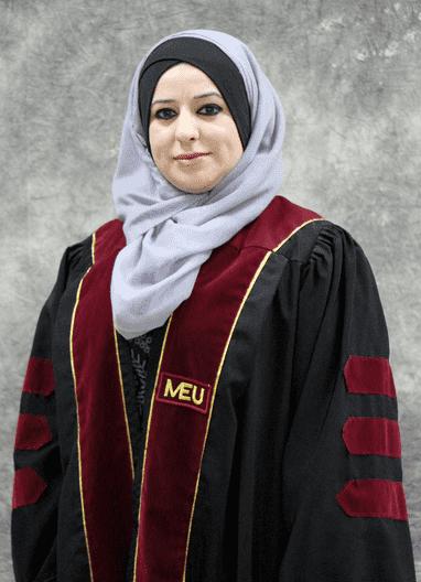 دراسة للدكتورة نسيبة عوجان بعنوان: Empowering Muslims in Leila Aboulela's Minaret and Mohja Kahf's The Girl in the Tangerine Scarf