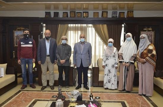عمان الأهلية تكرم الفائزين بجائزة المرحوم د. أحمد الحوراني