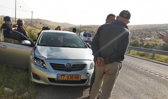 استشهاد فلسطينية دهسها مستوطن