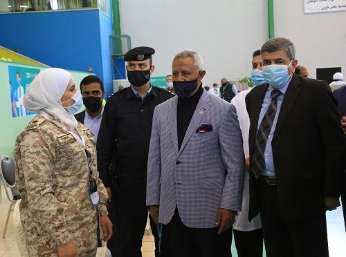 جامعة الزيتونة الأردنية تبدأ باستقبال المواطنين لتلقي لقاح كورونا