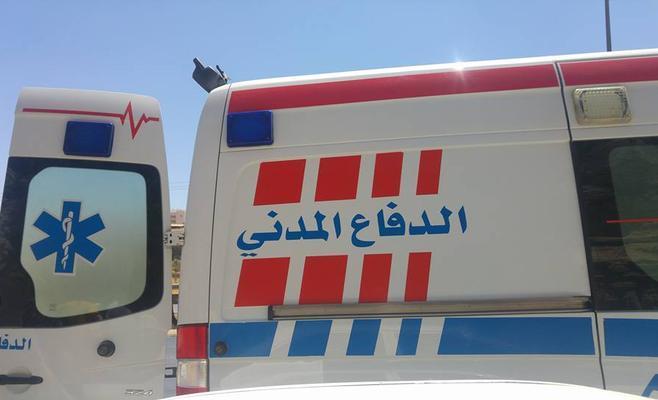 الدفاع المدني يتعامل مع 2584 حالة إسعافية