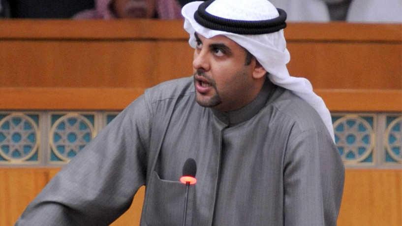 استقالة نائب من البرلمان الكويتي