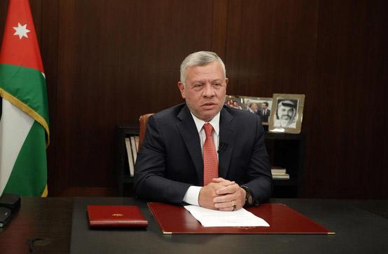 الملك يبحث مع الرئيس البولندي سبل تعزيز التعاون