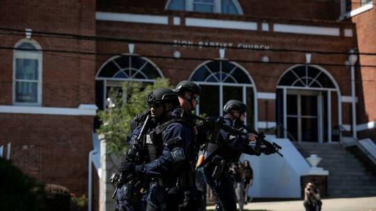 مقتل 5 أشخاص بإطلاق نار في ساوث كارولينا