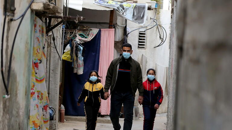 غزة: 8 وفيات و1932 اصابة بكورونا