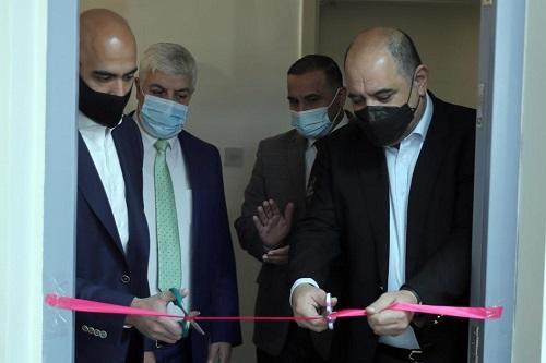افتتاح مركز اتصال زين لخدمات الزبائن في جرش