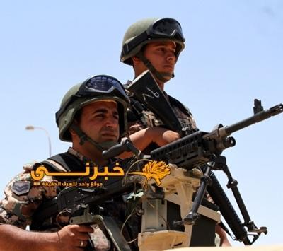 القبض على شخص حاول التسلل من سوريا للأردن
