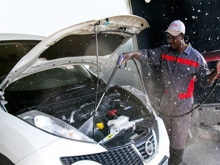 نادي السيارات الألماني يحذر من غسل محرك السيارة