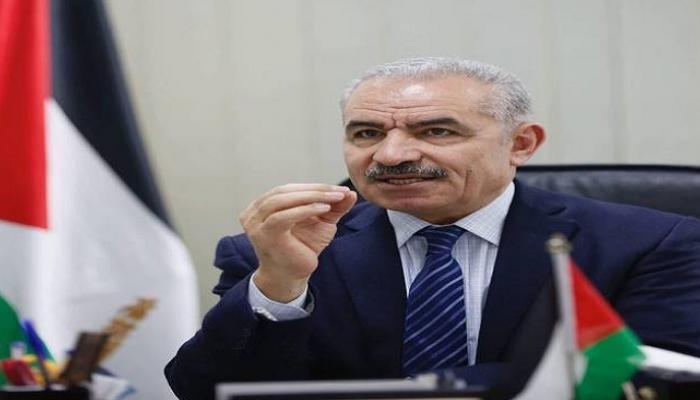 اشتية يتهم إسرائيل بمنع مظاهر الانتخابات بالقدس
