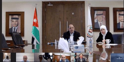 الهناندة: نسعى لتعزيز العمل العربي بمجال الاتصالات
