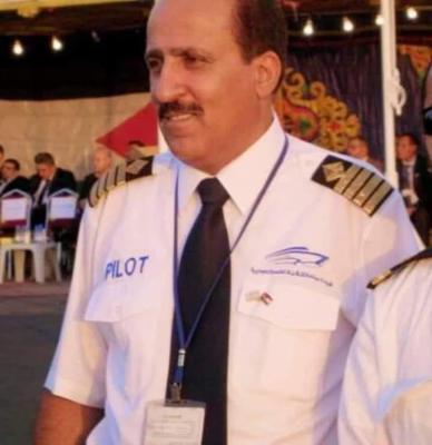 وفاة الكابتن حسين الربعي ( أبو علي )