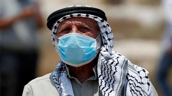 33 وفاة و2418 اصابة بكورونا بفلسطين