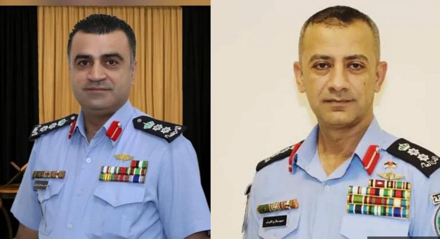 الشياب مديراً للإعلام في الأمن والسرطاوي نائباً وناطقاً