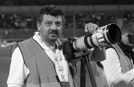 وفاة المصور جهاد النجار
