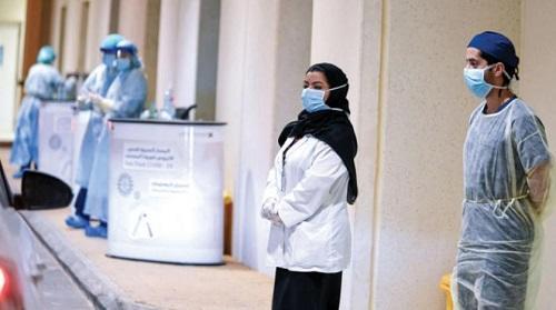 السعودية تتوسع بإعطاء الجرعة الأولى