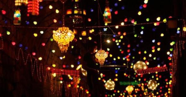 أجمل الأفكار لتصنعي زينة رمضان في المنزل
