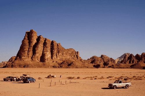 الأردن قبلة صناعة أفلام هوليوود بالشرق الأوسط