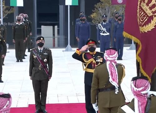 الملك ينعم على جميع الشهداء بوسام مئوية الدولة