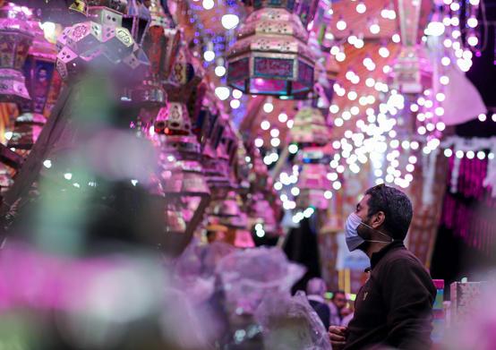 تعذر رؤية هلال رمضان في السعودية