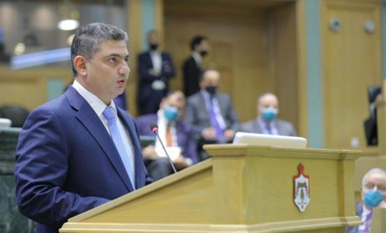 ياسين يطالب بإعادة تشغيل خط العقبة نويبع طابا