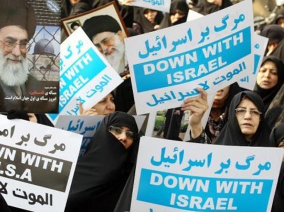 الإذاعة الإسرائيلية : الموساد خلف حادث موقع إيران النووي