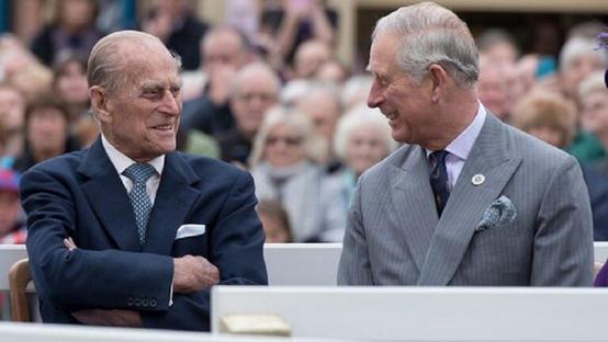 وصية الأمير فيليب لولي عهد بريطانيا