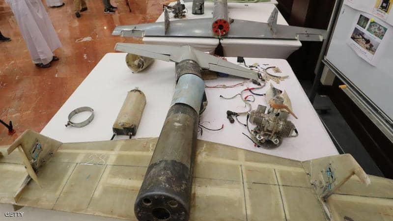 السعودية تعترض وتدمر 6 مسيّرات حوثية