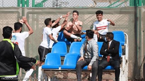 اتحاد الكرة المصري يحيل فيديو لاعبي الزمالك للجنة الانضباط