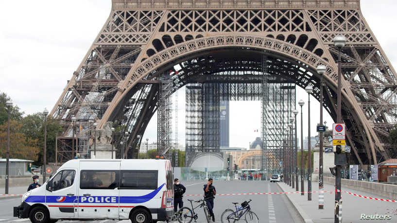 قتيل بإطلاق نار أمام مستشفى في باريس