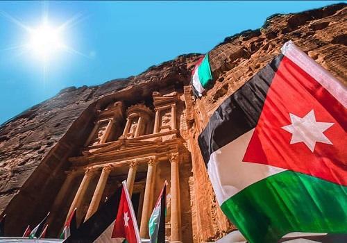 البترا تحتفل بمئوية الدولة الأردنية