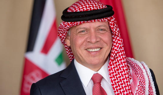 الملك يستقبل كبير مستشاري وزارة الدفاع البريطانية