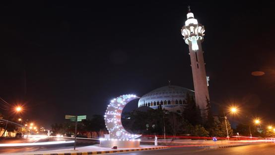 الأردن : رمضان الثلاثاء