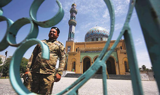 شيعة العراق : رمضان الاربعاء